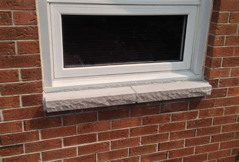 Replacement Window Sills by Brick To Window Sill Replacement Ottawa