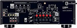 Yamaha Natural Sound Av Receiver Rx V481 Manual