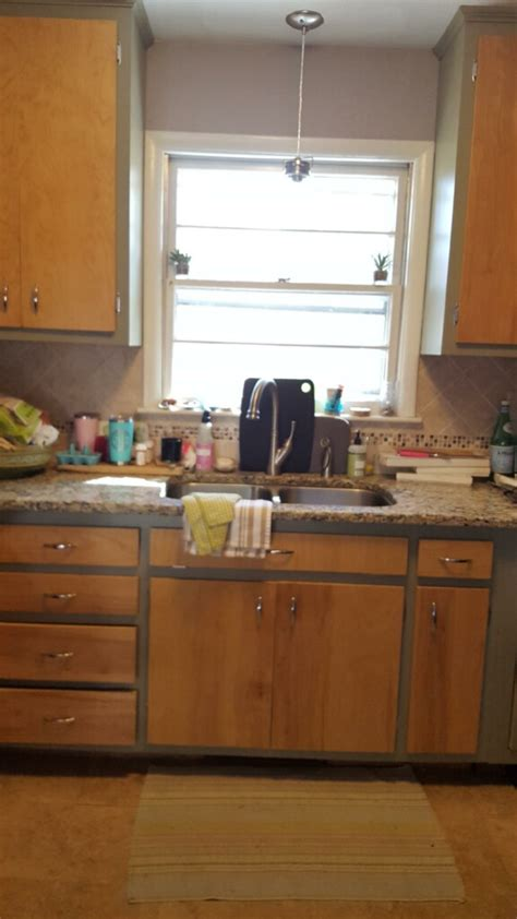 agreeable gray kitchen  cabinet girls
