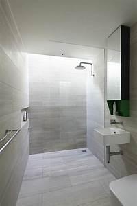 la salle de bain avec douche italienne 53 photos With salle de bain en gris