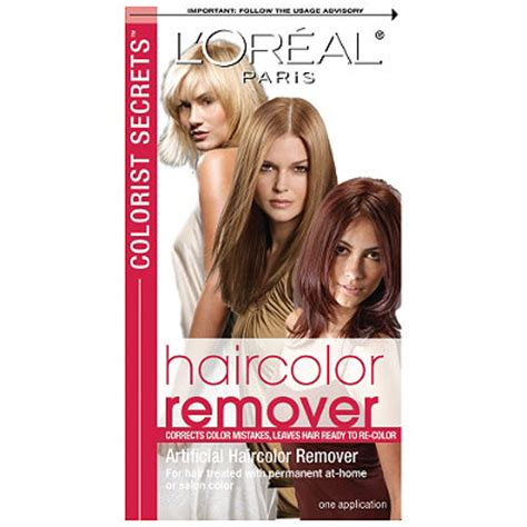 loreal hair color remover colorist secrets haircolor remover ulta