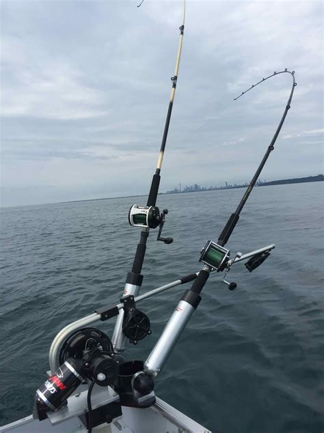 Jon Boat Fishing Accessories by Downriggers Boat Accessories