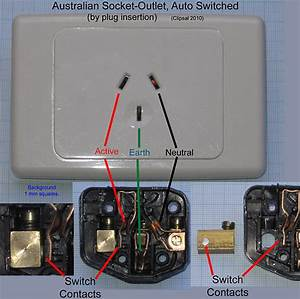 File Australian Socket-outlet  Auto Switched Jpg