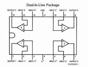 lm324 quad op amp dip ic design kit 1390 nightfire With lm324 quad op amp