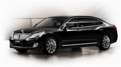 Hyundai Shows Off Facelifted Equus Luxury Sedan For 2013