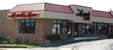 lovers lane libertyville store