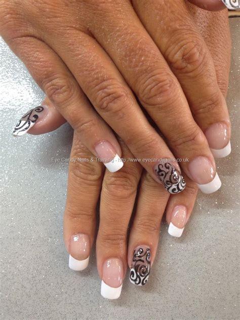 Белый френч на ногтях модные тенденции 92 фото 20202021