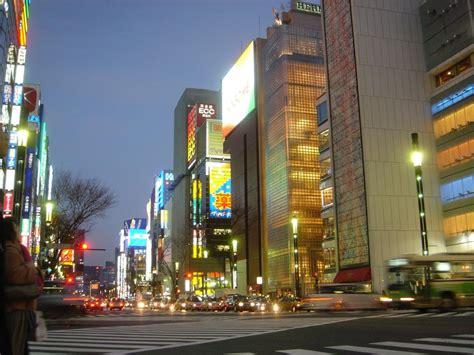 Ginza Shopping Tour, Tokyo, Japan