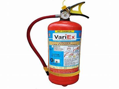 Extinguisher Fire Class Extinguishers Operation Discharge Squeeze