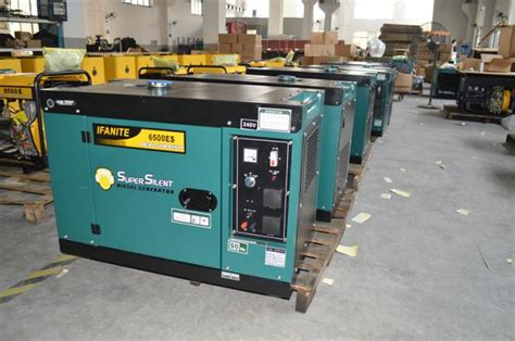 1 Phase Open Type Small Portable Generators 7000w With