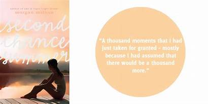 Second Summer Quotes Chance Bad
