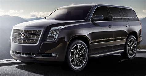 Future Cadillac Escalade by Future Cars Gm S Upcoming 2014 Cadillac Escalade Luxury Suv