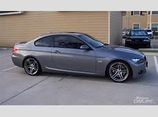 2009 BMW E92 Space Gray detail , Proreflection