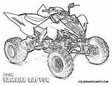Coloring Pages Rzr Polaris Printable sketch template
