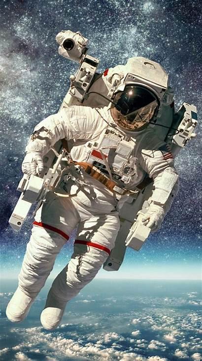 Astronaut Space Phone Wallpapers Nasa Galaxy Samsung