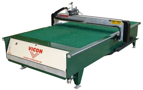 vicon 510 sl liner cutting table