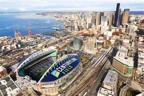 centurylink field washington