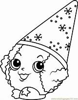 Coloring Shopkin Shopkins Pages Snow Crush Season Printable Toys Drawing Printables Cone Colouring Dolls Coloringpages101 Characters Sheets Betty Colour Birthday sketch template