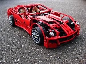 Lego Technic Ferrari : lego racers technic 8145 ferrari 599 gtb fiorano rare xlnt ebay ~ Maxctalentgroup.com Avis de Voitures