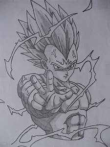 Majin Vegeta by Gouka64 on DeviantArt