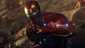 Iron Man in Avengers Infinity War Movie 4K Wallpaper | HD ...