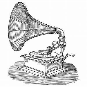 phonograph - Google Search | Sketch Journal | Pinterest ...