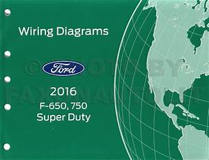 2006 Ford F750 Ignition Wiring Diagram