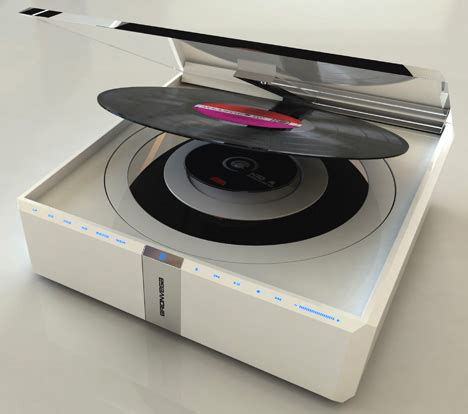 Cd Player Design by 10 Unique And Creative Mp3 Players Yanko Design