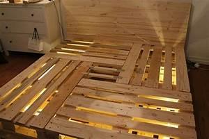 Europaletten Bett 140x200 : bed bett paletten bettgestelle 160x200 pinterest betten ~ Orissabook.com Haus und Dekorationen