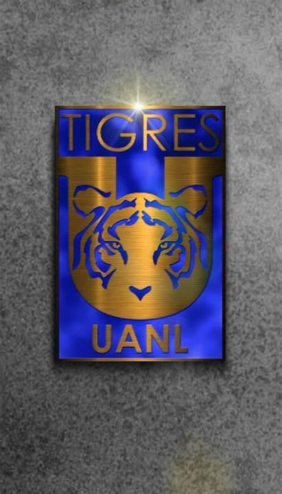 Tigres Uanl Pantalla Escudo Fondos Fondo Lokos