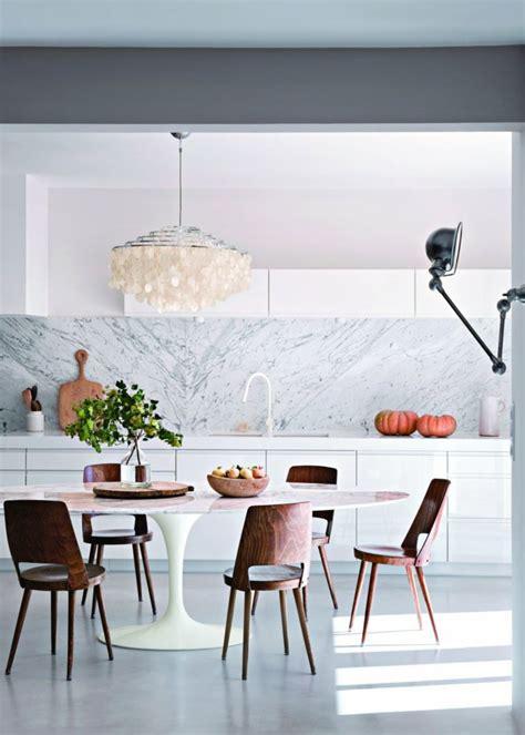 cuisine scandinave design idée décoration cuisine le charme de la cuisine scandinave