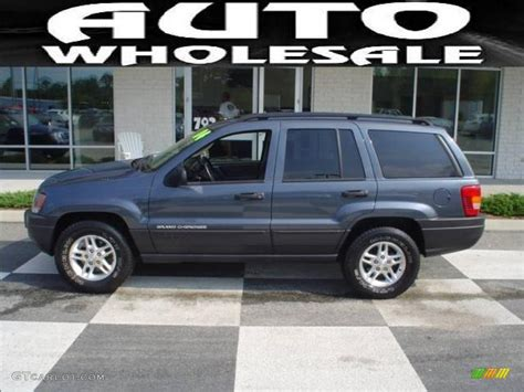 blue jeep grand cherokee 2004 2004 steel blue pearl jeep grand cherokee laredo 14435346