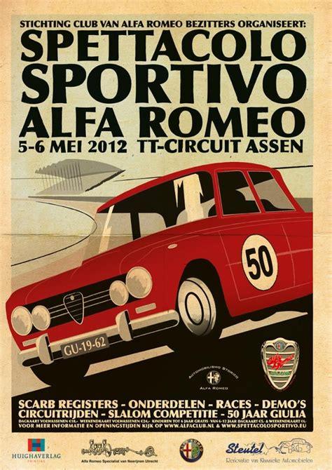 Spettacolo Sportivo Alfa Romeo  Posters And Prints Hobbydb