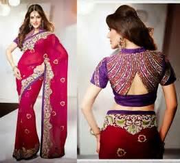 saree blouse designs saree blouse back neck designs 2014 2015 blouse neckline designs haddenqhawkinsons