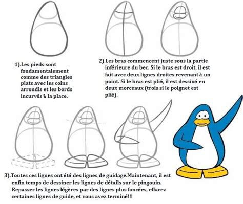 comment dessiner un canapé 13 best images about pingouins on animaux