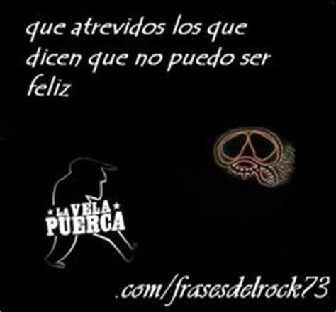 La Vela on Frases rockeras Frases de rock y Frases la