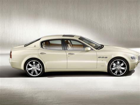 Maserati Quattroporte Collezione Cento Exotic Car