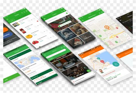 ui ux development android mobile app ui design hd png