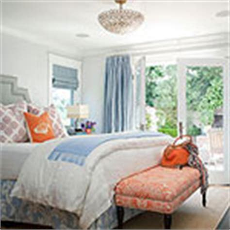 blue bedroom decorating ideas better homes and gardens