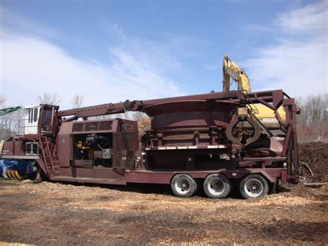 used tub grinder for sale recycling solutions used tub grinders heavy machinery