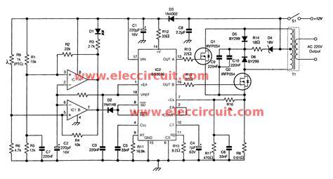 Oscillator The Watts Power Inverter