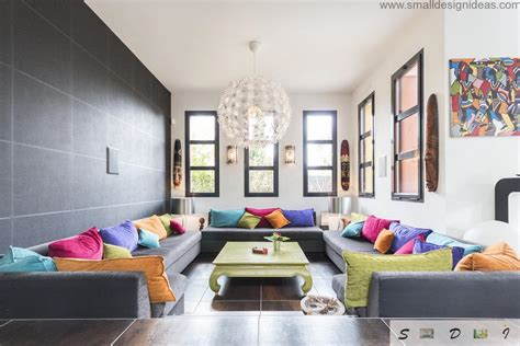 Colorful Rooms by Bright Colorful Living Room Paint Ideas