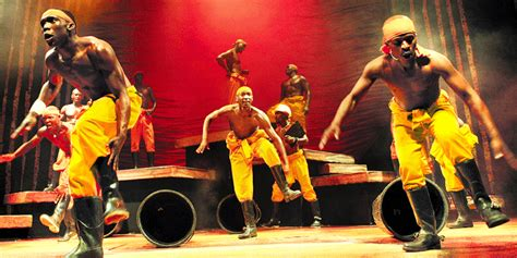 Dance In South Africa