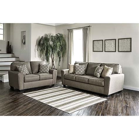 Living Room Furniture At Rent A Center by Rent Benchcraft Calicho Sofa Loveseat