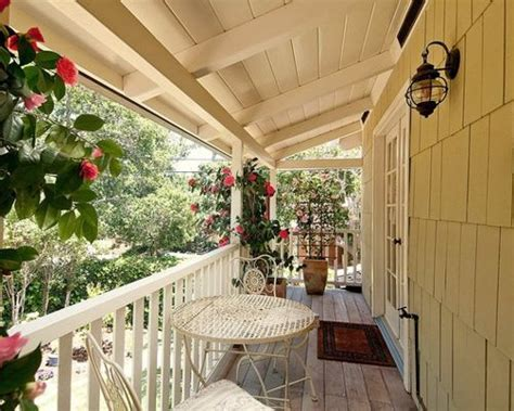 Narrow Porch Ideas, Pictures, Remodel And Decor