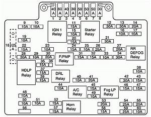 Wiring Diagram For 1998 Chevy Silverado