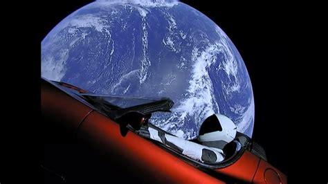 17+ Tesla Car In Space Mars Images