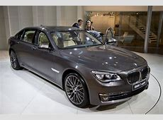 BMW 7Series Moscow 2012 Picture 73820