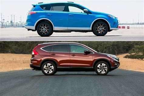 Rav4 Vs Crv 6 Reasons To Go Toyota And 6 More To Get