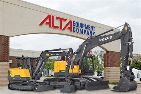 volvo ce names alta equipment  dealer   year
